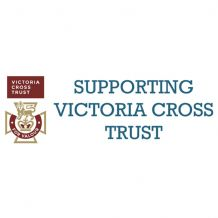 Victoria Cross Trust Car Window Sticker